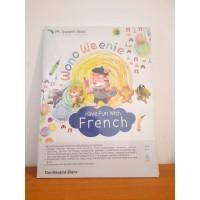 Buku Bahasa Perancis Wono Weenie Have Fun with French