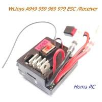 WlToys Receive / ESC A949 A959 A969 A979 RC Car