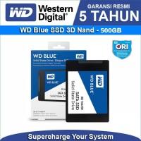 SSD WD Blue 3D NAND 500GB SATA III 3D 6Gb/s