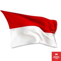 Grosir Bendera Indonesia Merah Putih 120x180 cm