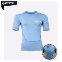 SFIDN FITS Threadmacool Kaos Baju Fitnes Training Olahraga