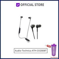 Audio-technica ATH-CK200BT CK200 BT Wireless In-ear Headphones