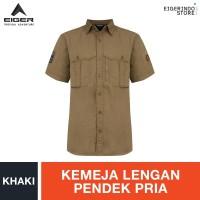 Eiger Black Borneo Kalamantara Shirt - Khaki