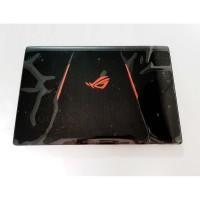 Casing Cover Lcd Laptop asus ROG Strix GL553 GL553V seris ORIGINAL