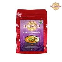 De Maderaas Madras Curry Powder / Bubuk Kari / Bumbu Kari 225 gram