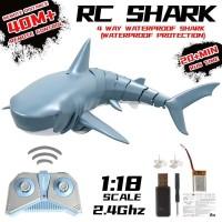 Mainan R/C Remote Control Ikan Hiu Baby Shark PinkFong Kids