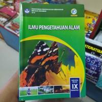 buku Paket IPA SMP kelas 9 Semester 1 Kurikulum 2013
