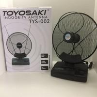 PROMO ANTENNA TV TOYOSAKI INDOOR TYS- 002 BOOSTER ANTENNA DIGITAL