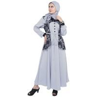 RSGXDA setelan baju kerja formal syar'i wanita perempuan muslimah