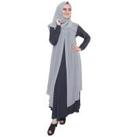 RSGXCD setelan baju kerja formal syar'i wanita perempuan muslimah