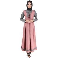 ROKXEB setelan baju kerja formal syar'i wanita perempuan muslimah