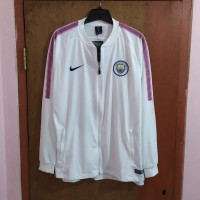 Nike Manchester City Dry Squad Mens Football 2019 Jacket size XL