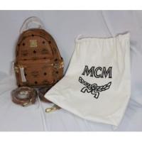 MCM Bebe Boo Backpack/Sling Bag