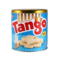 TANGO WAFER VANILA 350Gram KALENG