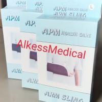 ARM SLING UKURAN S-M-L-XL/PENYANGGA TANGAN/GENDONGAN TANGAN