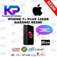 IPHONE 7+ PLUS 128GB GARANSI RESMI IBOX INDONESIA
