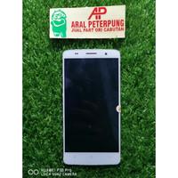 LCD Touchscreen plus Frame Oppo Find Way S U2s U707 U7014 Ori Copotan