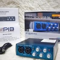 Soundcard Presonus Audiobox usb 96
