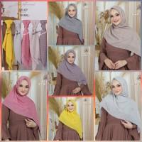 Hijab Arrafi AR427 Segiempat Polkadot