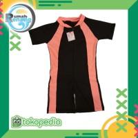 Baju Renang Deving Anak ( RKA 04 ) - Orange - M
