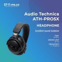 Audio Technica ATH-PRO5X / PRO 5X Professional Over-Ear DJ - Black