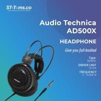 Audio Technica ATH-AD500X AD 500X Audiophile Open-Air Headphones