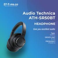 Audio Technica ATH-SR50BT / ATH SR50BT Wireless Over-Ear Headphones