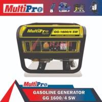 MULTIPRO GG-1600/4SW MESIN GENSET 1000 WATT GENERATOR 1 KW 1KW GG1600
