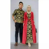 Baju Batik Couple Dewi Sri