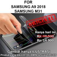 Skin aurora Samsung A9 2018 - M31 garskin hp anti gores body belakang