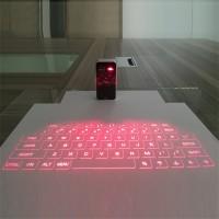Keyboard Laser Virtual Mini Portable untuk PC / Laptop