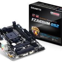 Gigabyte GA-F2A68HM-DS2 (Socket FM2+)
