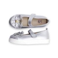 Sepatu Anak Perempuan Fit To Feet Adena - Silver