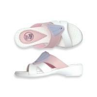 Sandal Anak Perempuan Fit To Feet Alysa - Pink Kombinasi