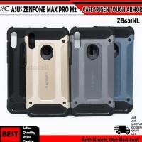 Asus Zenfone Max Pro M2 ZB631KL Case Spigen TA Tech - Tough Armor Iron
