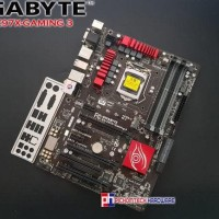 Gigabyte GA-Z97X-GAMING 3 LGA 1150 Intel