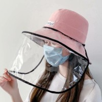 Visor topi corona anti virus model tali ikat / Visor Face Shield APD