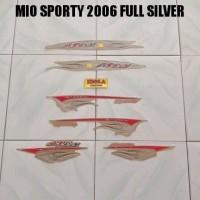 striping lis mio sporty 2006 corak api full silver berkualitas