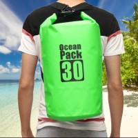 dry bag 30L 2 STRAP ransel water proof bag tas anti air outdoor renang