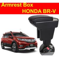 Arm Rest Box Kotak Alas Lengan HONDA BRV - BR-V Dual Stack 7 Port USB