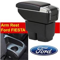 Arm Rest Box Kotak Alas Lengan FORD FIESTA Dual Stack 7 Port USB Charg
