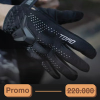 Tomo Aerogrip Smart Riding Gloves - XL