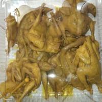 Daging Burung Puyuh Ungkep