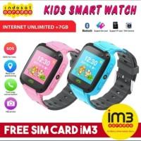 Smartwatch Kids Imoo bisa Camera GPS SOS Jam Tangan Pintar Anak