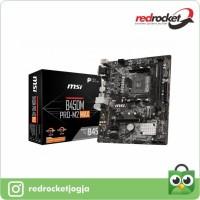 Motherboard MSI B450M PRO M2 MAX