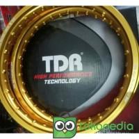 Els - Velg Tdr W - Shape Ring 14 Biru 2pcssepasang TERMURAH1