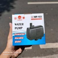 Water Pump Yamano WP 103 - Mesin Pompa Air Hidroponik Pompa Aquarium