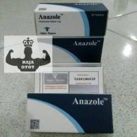 Anazole Alpha Pharma 30 tabs / box ( Arimidex 1 mg / tabs )