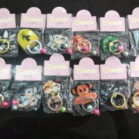 Iring / Ring Holder / Cincin Hp Ring Stand Super Hero Karakter Kalung