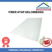 ATAP PLASTIK/FIBER GELOMBANG